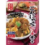 Yahoo! Yahoo!ショッピング(ヤフー ショッピング)アウトレット 丸美屋 おうち食堂 こんにゃくのピリ辛煮の素 箱入 140g 1個