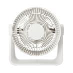 無印良品 サーキュレーター(低騒音ファン)・ホワイト 型番:MJ-CF18JP-W 02438111 良品計画