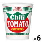 日清食品 カップヌードル チリトマトヌードル 6個
