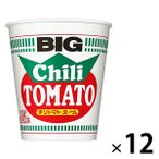 日清食品 カップヌードル チリトマトヌードル ビッグ 12個