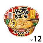 日清食品 日清御膳 天ぷらそば 12食
