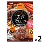 バランスアップ 大豆グラノーラ カカオ&ナッツ 1セット(2箱) アサヒグループ食品 その他 シリアル