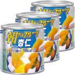 はごろもフーズ 朝からフルーツ杏仁 190g 1セット(3缶)