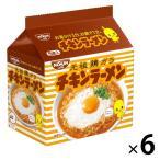 日清食品 日清チキンラーメン 1パック(5食入) ×6