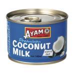 日仏貿易 ココナッツミルク プレミアム 140ml 1個