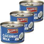 日仏貿易 ココナッツミルク プレミアム 140ml 1セット(3個)