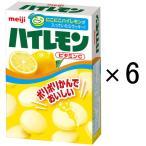 明治 ハイレモン 18粒入 1セット(6箱)