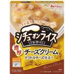 ハウス食品 レトルトシチューオンライス クリームソース 1個