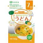 7ヵ月頃から 田靡製麺 赤ちゃんうどん かぼちゃ 100g 1個 ベビーフード 離乳食