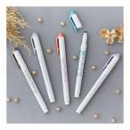 マイルドライナー ロハコ限定 ビンテージ5色セット 蛍光ペン ツイン WKT7-5C-AS01 ゼブラ