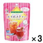 アウトレットノンカフェイン宇治の露製茶 インスタントルイボスティー  1セット(40g×3袋)