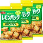 ヤマザキビスケット レモンパックミニサンド 1セット(3袋)