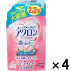 アウトレットライオン アクロンフローラルブーケの香りつめかえ用大サイズ 900mL 1セット(4個:1個×4)