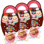 フルタ製菓 カップセコイヤチョコレート (ディズニーツムツム) 1セット(3個)