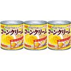 アウトレットいなば食品 コーンクリーム 1セット(220g×3缶)