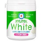 ロッテ キシリトールホワイト グリーンアップル ファミリーボトル 1個