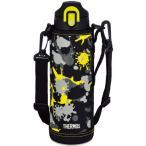 セール品 サーモス(THERMOS) 水筒 真空断熱2ウェイボトル 1リットル ブラックペイント FHO-1001WF BK-PT 子供 ECO