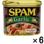 スパム ガーリック 1セット(6個)