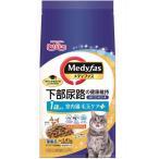 メディファス 室内猫 毛玉ケアプラス 1歳から チキン フィッシュ味 235g 6袋