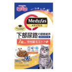 メディファス 室内猫 毛玉ケアプラス 7歳から チキン フィッシュ味 450g 6袋