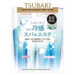 数量限定TSUBAKI(ツバキ) クールシャンプー&コンディショナー(各450ml) ポンプセット 資生堂