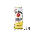 サントリー ジムビーム ハイボール 500ml × 24缶