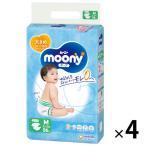 ムーニー おむつ テープ Mサイズ(6〜11kg)1セット(64枚×4パック)ユニ・チャーム
