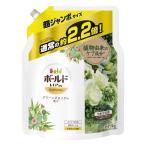 アウトレットP&G ボールドジェル グリーンボタニアの香り 詰め替え 超ジャンボサイズ 1390g 1個