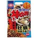 ご当地柿の種 亀田製菓 東北土産 亀田の柿の種 牡蠣の浜焼き醤油風味 120g 1袋