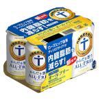 からだを想うオールフリー 350ml 1パック(6缶入) ノンアルコール ビアテイスト サントリー