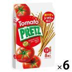江崎グリコ プリッツ 熟トマト 9袋入 1セット(6個)