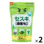 激落ちくん セスキ炭酸ソーダ 500g 掃除 1セット(2個) レック (C00131)