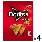 ジャパンフリトレー Doritos(ドリトス) メキシカン・タコス味 1セット(4袋)