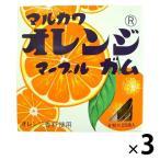 丸川製菓 ビッグサイズオレンジガム 6粒×25個 1セット(3個)