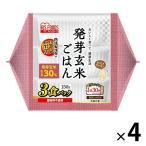 アイリスフーズ 発芽玄米パックごはん 150g×3P 4個