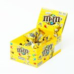 マースジャパン M&M's(エムアンドエムズ) ミニピーナッツ 24袋 チョコレート 輸入菓子