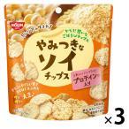 日清シスコ やみつきなソイチップス 30g 3個 スナック菓子