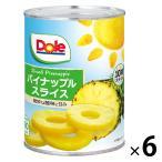 ドール パインスライス 缶10枚 6個