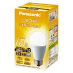 パナソニック LED電球広配光タイプE26口金60W相当温白色 LDA7WWGEW1 1個
