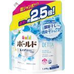 ボールド フレッシュピュアクリーンの香り 詰め替え 超ジャンボ 1490g 1セット(5個入) 洗濯洗剤 P&G