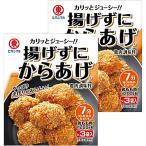 ヒガシマル 揚げずにからあげ 鶏肉調味料 15g×3 2個