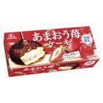 森永製菓 あまおう苺ケーキ 1箱