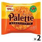 アウトレット 日清フーズ マ・マー Palette フェットチーネ トマト粉末入り 80g 1セット(2個)