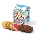 ステラおばさんのクッキー ウォームハートテントボックス 1個 アントステラ ホワイトデー ギフト