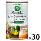 アウトレット カゴメ 野菜生活100Smoothie シークヮーサースムージーmix 160g 1ケース(160g×30缶)