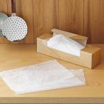 アウトレット ポリ袋 食品保存袋 L (マチなし・冷凍・冷蔵・湯煎対応) カサカサタイプ 半透明 1箱(160枚入)ロハコ(LOHACO)オリジナル