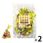 アウトレット 山盛りプチギフトゴールド  チョコレートのプチギフト  1セット(20個:10個入×2袋)
