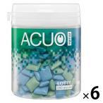 ロッテ ACUO mini クリアミントミックス ファミリーボトル 6個