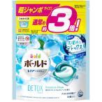 ボールド ジェルボール3D 爽やかプレミアムクリーンの香り 詰め替え 超ジャンボ 1個(46粒入) 洗濯洗剤 P&G