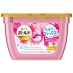 ボールド ジェルボール3D 癒しのプレミアムブロッサムの香り 本体 1個(17粒入) 洗濯洗剤 P&G